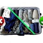 Comment faire sa valise ?