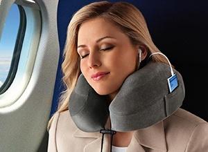 Coussin pour nuque avion - Ou trouver de la mousse pour faire des coussins ...