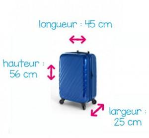 dimension-valise-cabine-sac-a-main