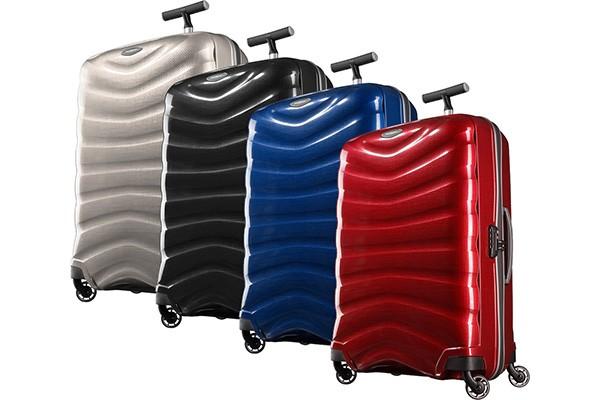 valise firelite de samsonite ma valise voyage. Black Bedroom Furniture Sets. Home Design Ideas