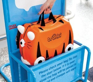 Valise Trunki Toulouse