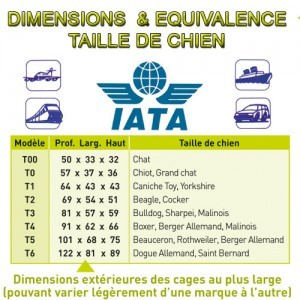 norme-iata-chat-chien