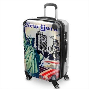valises aux couleurs de new york ma valise voyage. Black Bedroom Furniture Sets. Home Design Ideas