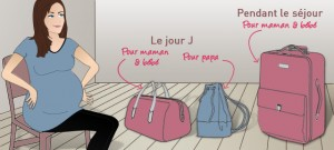 valise maternit 3 erreurs viter tout prix le guide pour 2018. Black Bedroom Furniture Sets. Home Design Ideas