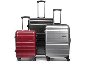 la moitié 127f1 fd3ad La valise Pasadena par American Tourister en octobre 2019
