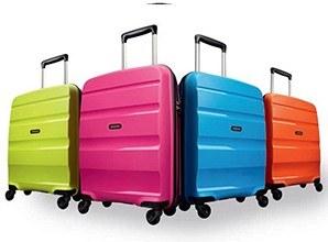valise rigide bon air par american tourister ma valise voyage. Black Bedroom Furniture Sets. Home Design Ideas