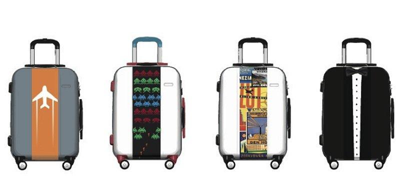 valise originale et design pas cher ma valise voyage. Black Bedroom Furniture Sets. Home Design Ideas