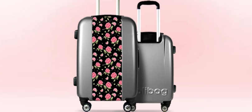 les plus belles valises pour femme sont sur mvv ma valise voyage 2018. Black Bedroom Furniture Sets. Home Design Ideas