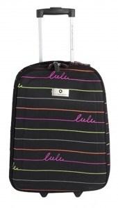 bagage et valise de marque lulu castagnette ma valise voyage. Black Bedroom Furniture Sets. Home Design Ideas