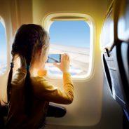 Voyager en avion avec ses enfants: commet bien se préparer?
